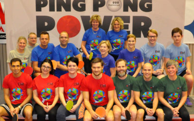 PING PONG POWER Partikamp 2016